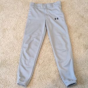 Under Armour youth baseball pants